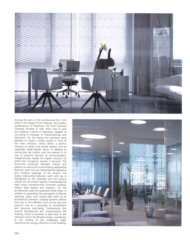 rivista iqd magazine pubblizazione progetto Voipvoice di LDAiMdA