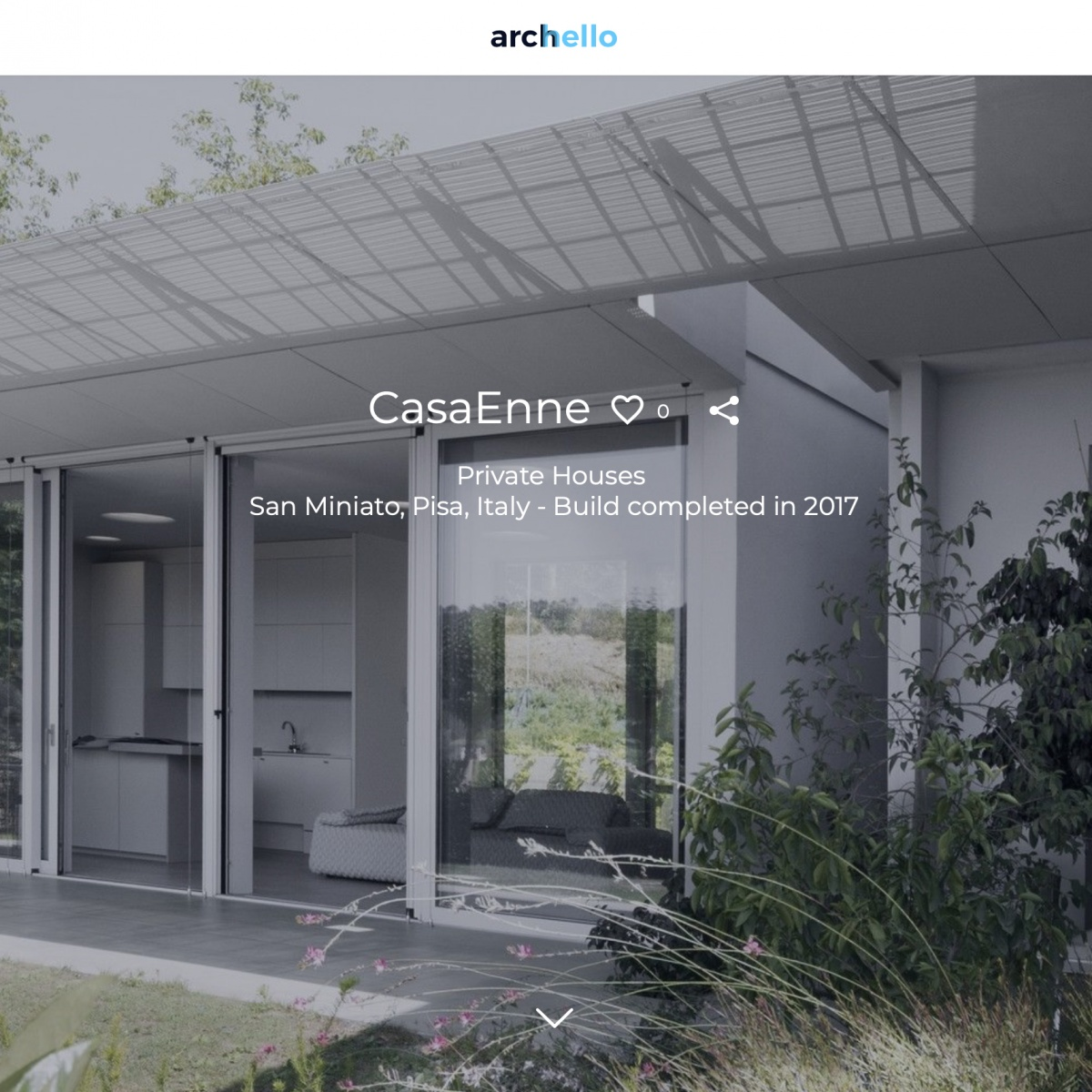 archello pubblica casa enne residenza casa contemporanea in toscana a san miniato pisa