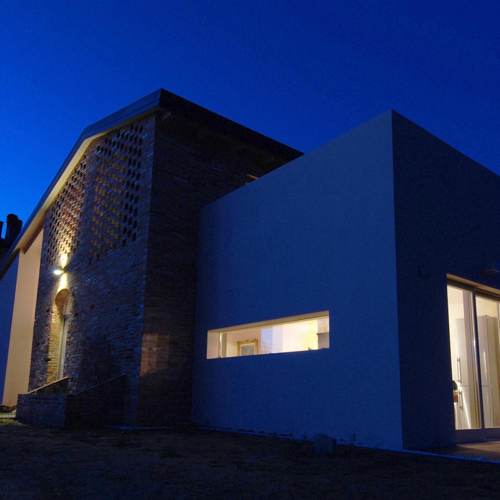 foto casa ristrutturazione fienile