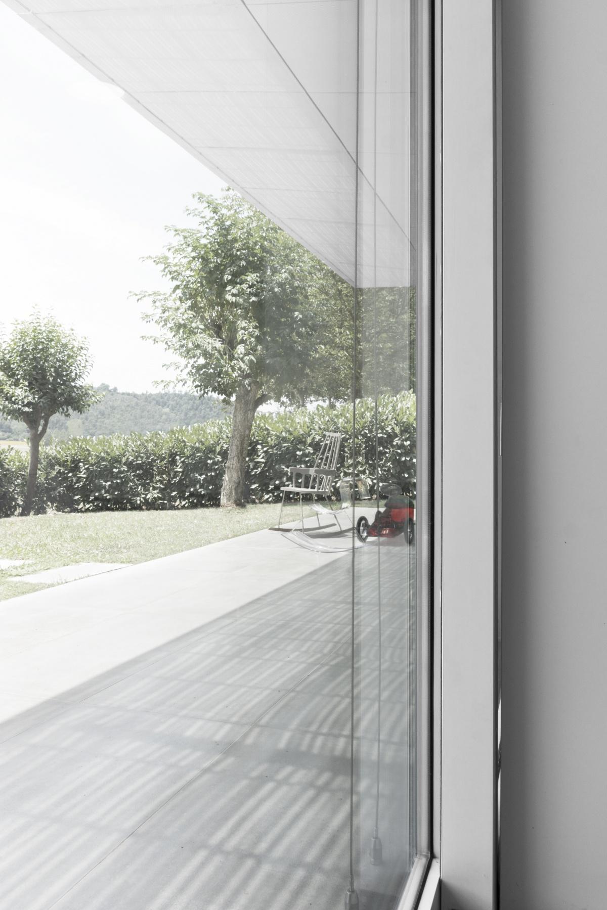 foto del giardino dall'interno