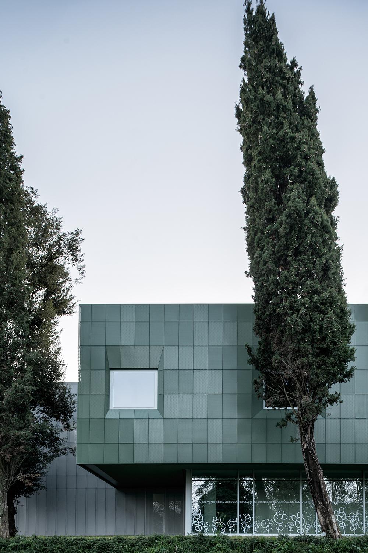 casaverde architettura clinica per disabili innovativa della fondazione stella maris