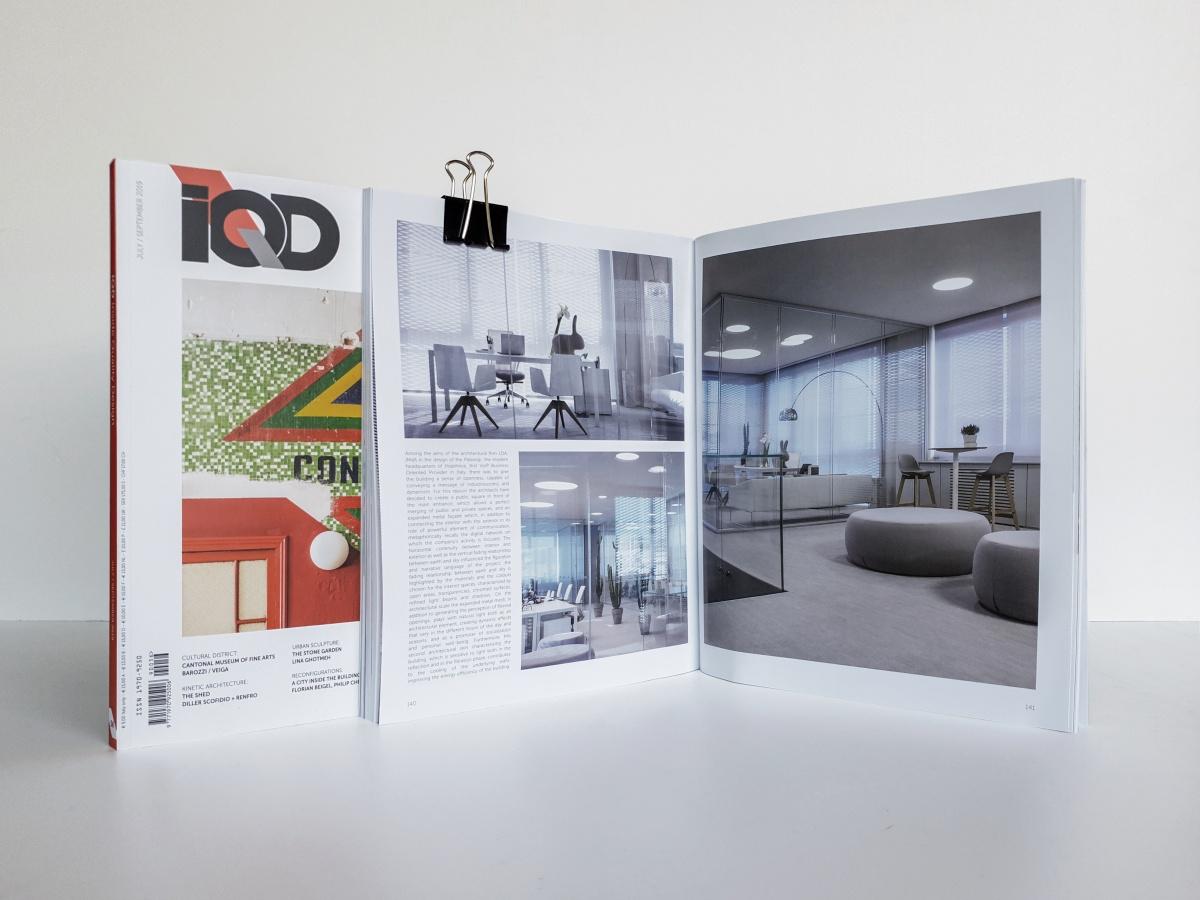 casa nell'orto pubblicata su iqd magazine