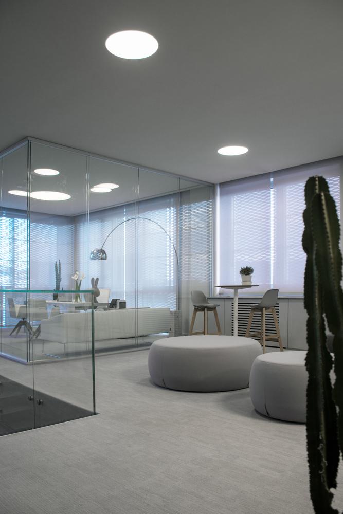 interno uffici open space